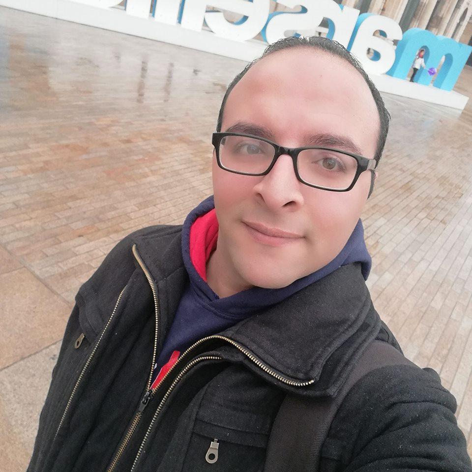 احمد العجارمة