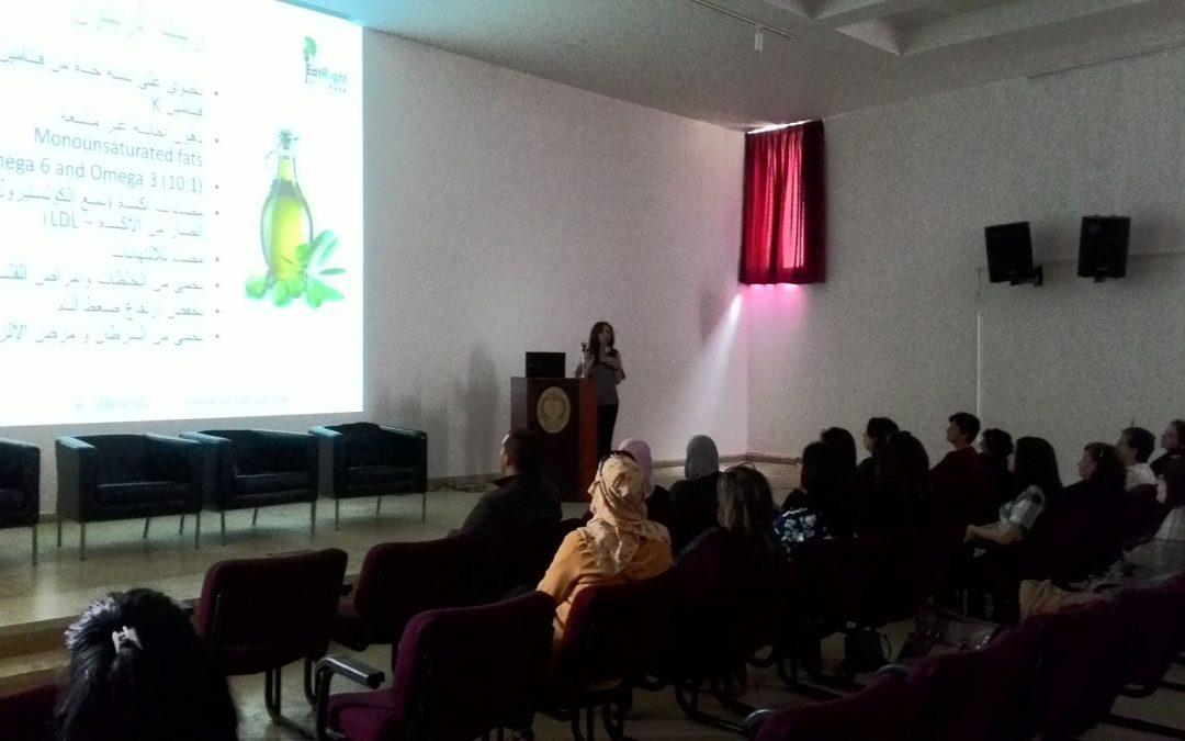 الرواد تشارك في لقاء المنتدى البيئي النسوي في بيت لحم