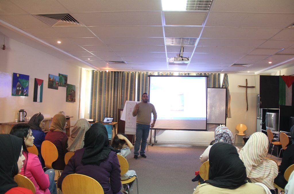 الرواد تعقد لقاء حول احتياطات السلامة من الإنترنت