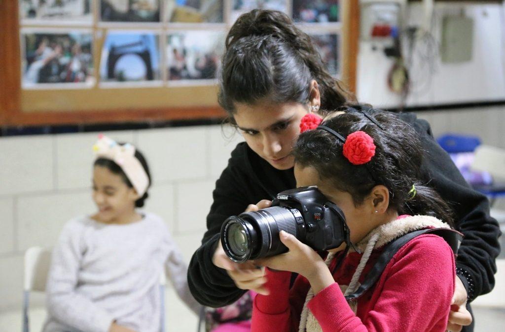 """لقاء لدورة التصوير الفوتوغرافي للتعرف على التركيز اليدوي """"Focus"""""""