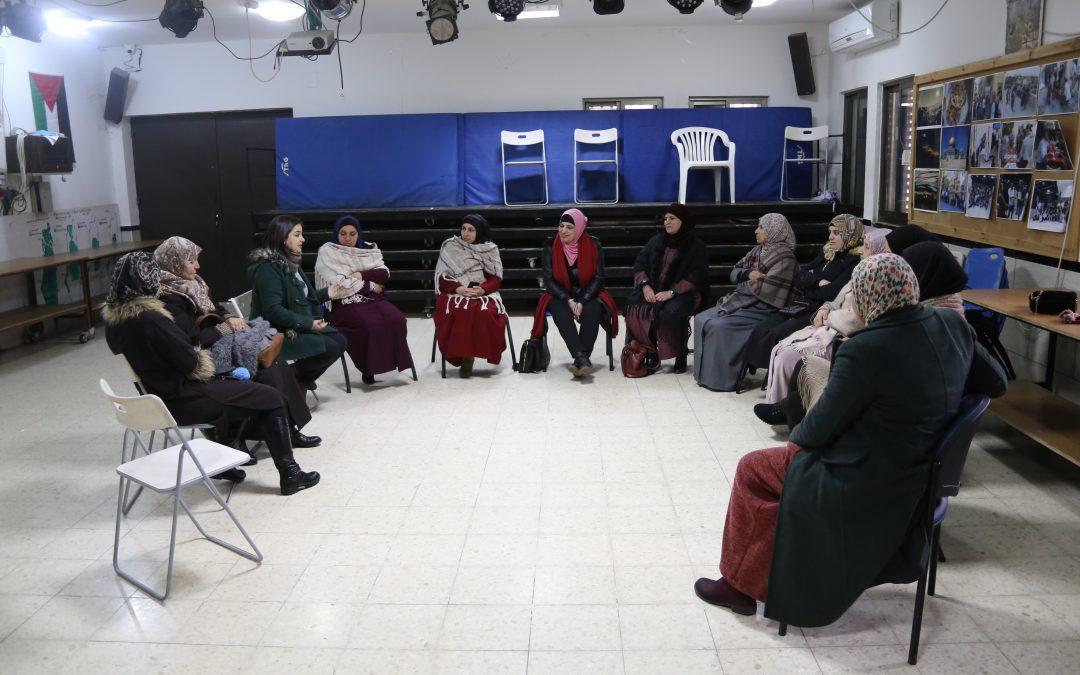 الرواد تطلق عددا من لقاءات التفريغ النفسي للنساء