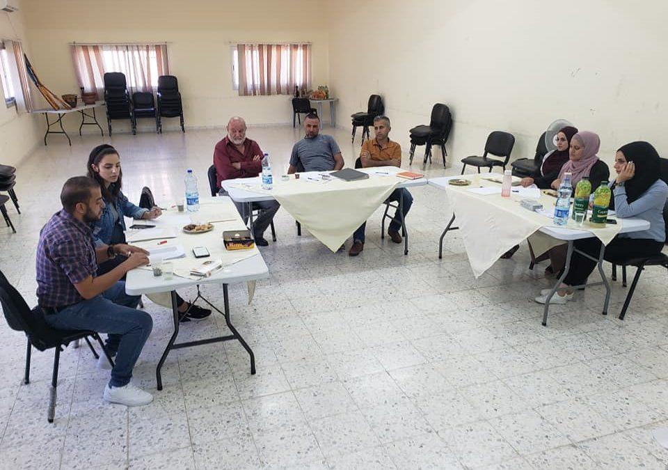 الرواد تنفذ ورشة العمل الخامسة ضمن برنامج الاستثمار في حقوق الإنسان في القدس
