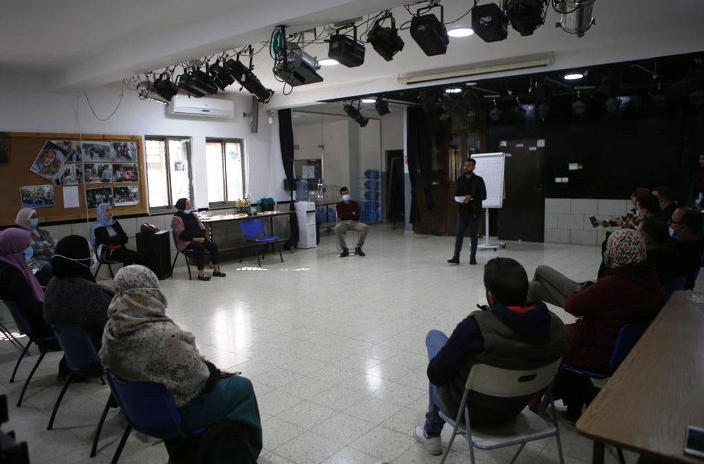 الرواد تنفذ ورشة عمل توعوية للأسرة الفلسطينية