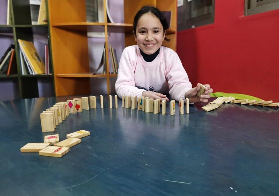 برنامج التعليم ينفذ لقاءات تعليمية للأطفال