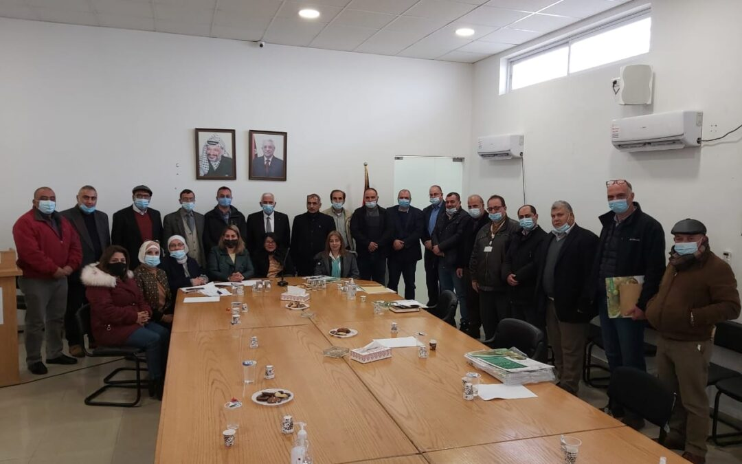 الرواد تشارك في إجتماع المجلس الإستشاري لمحافظة بيت لحم