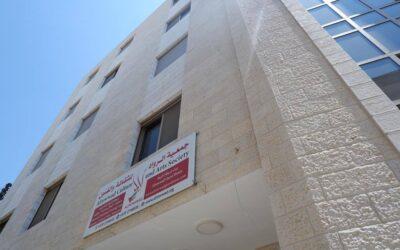 جمعية الرواد تستنكر إقتحام قوات الإحتلال لمقرها في مخيم عايده