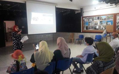 Alrowwad organizes a digital security and privacy workshop