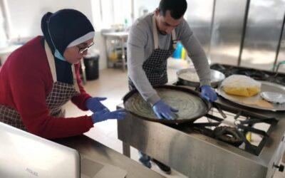 Des cours de cuisine palestinienne sont lancés