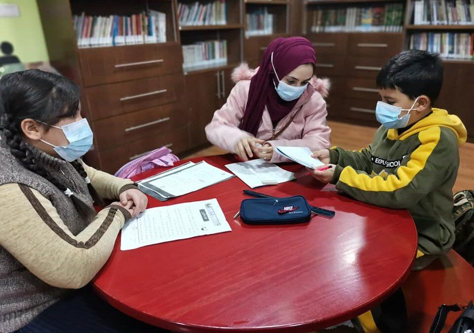 Alrowwad continue de fournir des cours de soutient aux enfants