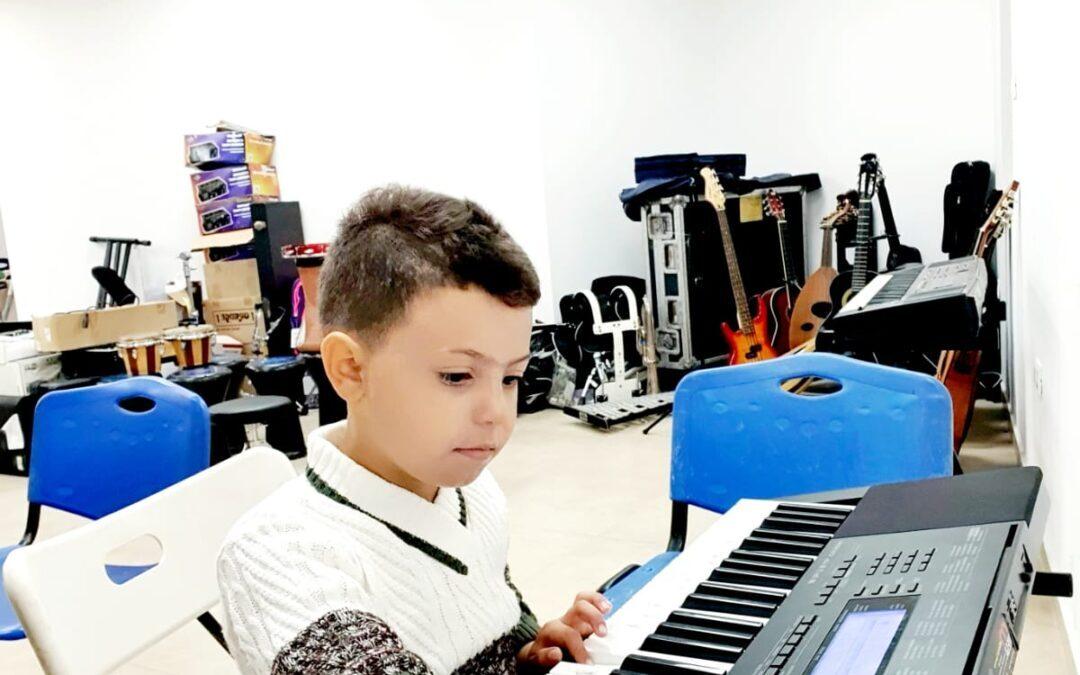 Alrowwad propose des cours de piano
