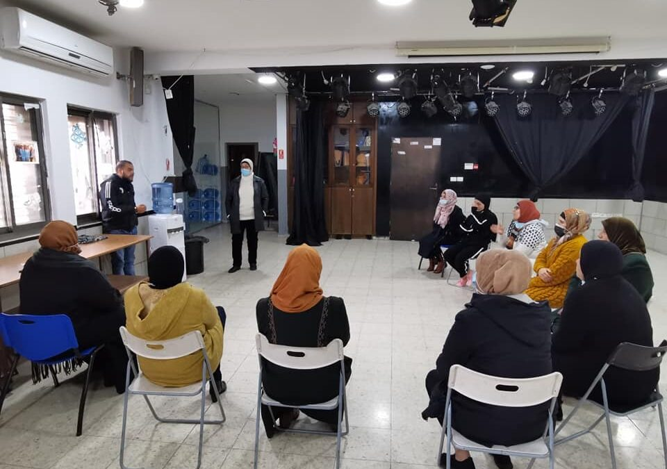 Alrowwad rencontre les parents des enfants participant au programme éducatif