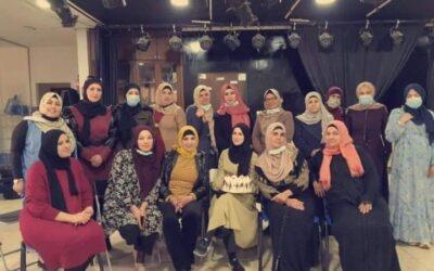 Alrowwad conclut les ateliers de décharge psychologique pour les femmes